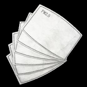 5-vrstvový filter KN95 (6ks)