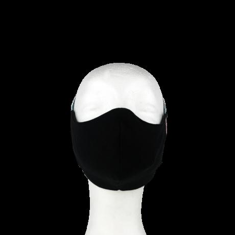 Antibakteriálna Maska Black